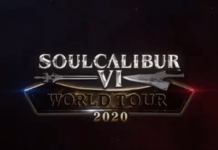 Soulcalibur world tour 2020