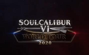 Soulcalibur world tour 2020