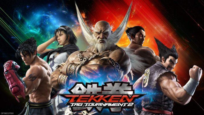 L'affiche de Tekken Tag Tournament 2 pour les 25 ans de la licence