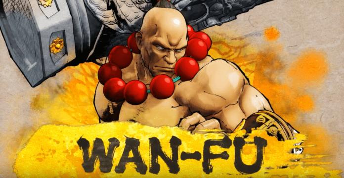 Wan-Fu Samurai Shodown dlc trailer