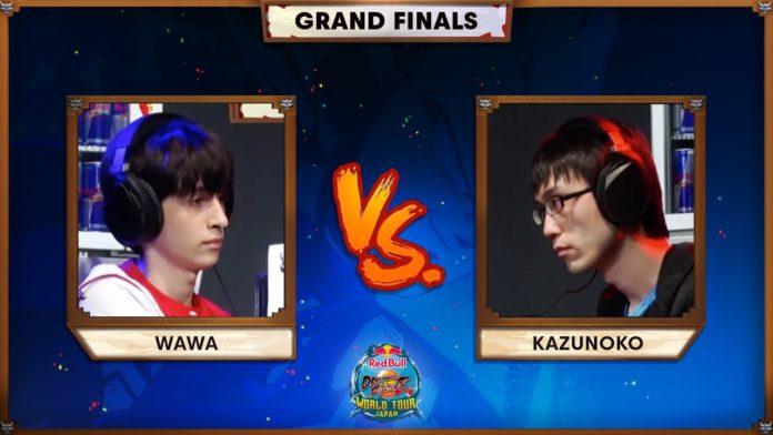 Wawa Kazunoko Dragon Ball FighterZ World Tour Japan