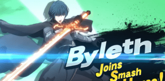 byleth dlc super smash bros ultimate fire emblem three houses