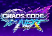 chaos code : next level of xtreme tempest bande annonce