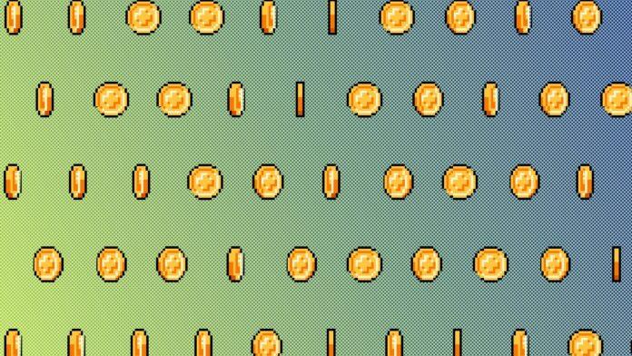 Des pièces de jeu vidéo à l'occasion d'u crowdfunding en France