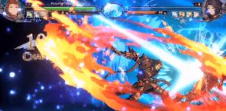 granblue fantasy versus match complet percival lancelot