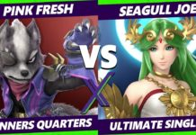 joe seagull super smash bros ultimate tier list wolf palutena