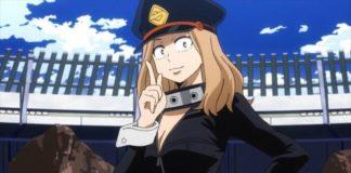 Camie Utsushimi Seiji Shishi My Hero One's Justice 2