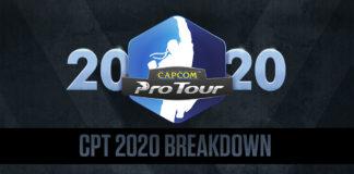 Le logo du Capcom Pro Tour 2020 pour illustrer les événements annulés en raison du coronavirus