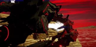 Daemon X Machina sortie PC