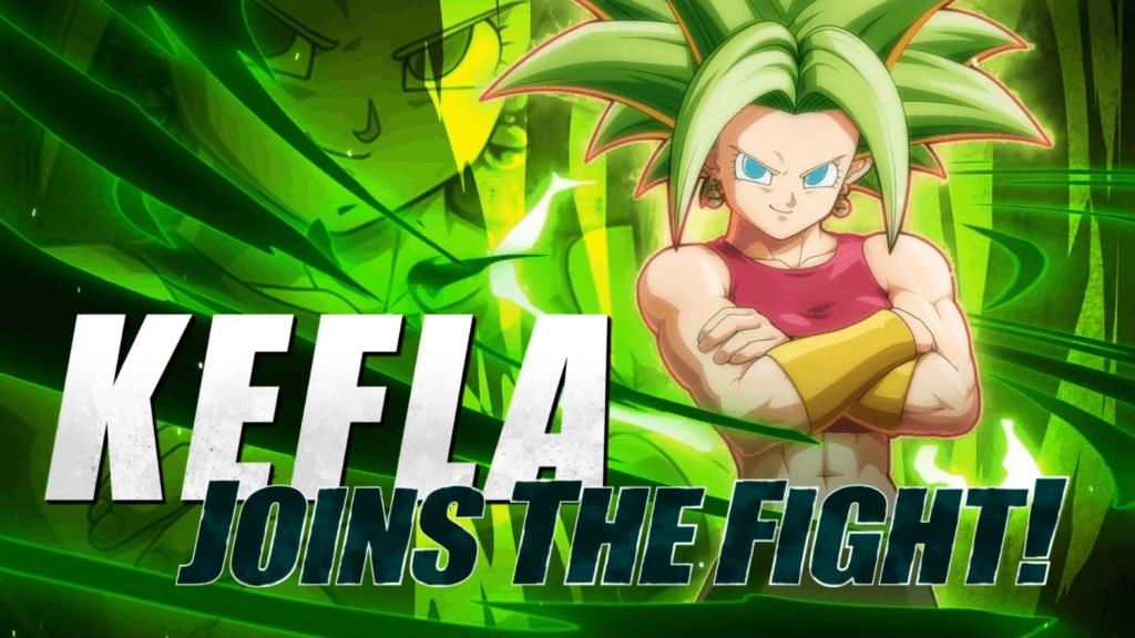 Kefla dragon ball fighterZ saison 3