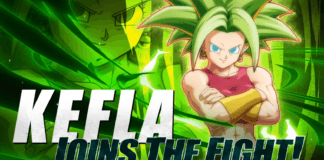 Kefla dragon ball fighterZ saison 3