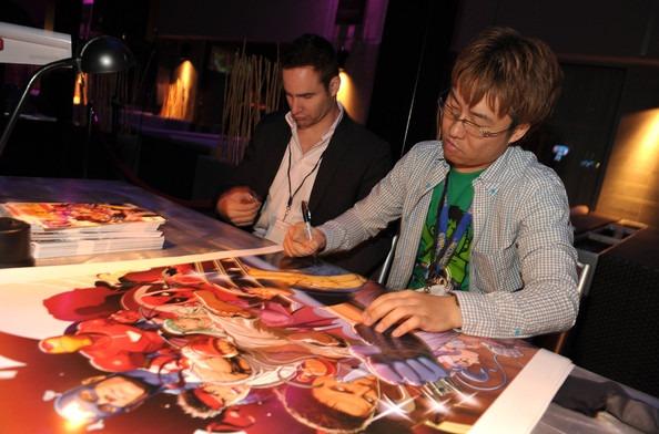 ryota niitsuma producteur quitte Capcom