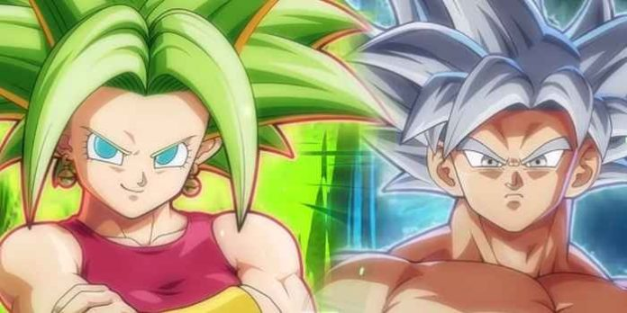 saison 3 dragon ball fighterZ Kefla Goku Ultra Instinct