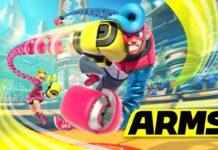 ARMS Super Smash Bros Ultimate