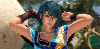 le personnage en DLC Tamaki de Dead or Alive 6 avec les mains derrière la tête