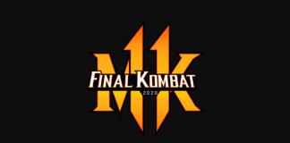 Le logo du tournoi Final Kombat 2020 de Mortal Kombat 11