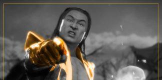 Un personnage de Mortal Kombat 11 pointant du doigt en diirection du spectateur afin d'annoncer le week-end gratuit