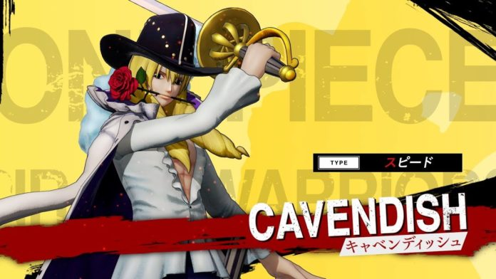 Cavendish bande annonce trailer one piece : Pirate Warriors 4