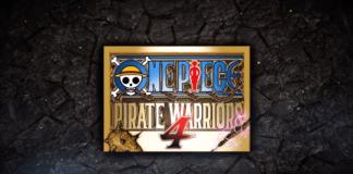 Le logo du jeu One Piece: Pirate Warriors 4 dans sa bande-annonce de lancement