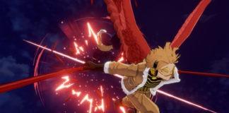 Hawks 1er dlc de My Hero One's Justice 2