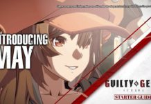 May et Axl Low guide vidéo Guilty Gear Strive
