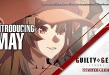 May et Axl Low guide vidéo Guilty Gear Strive