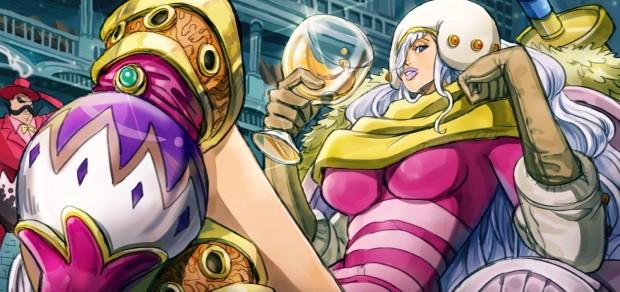 Charlotte Smoothie 1er dlc One Piece : Pirate Warriors 4