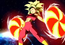 dragon ball fighterZ World Tour 2020 Kefla