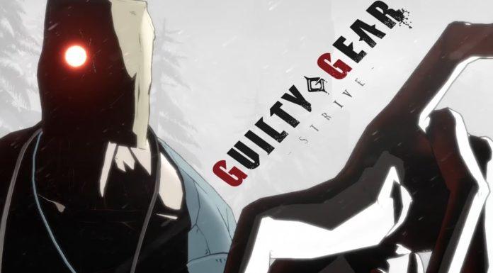 Guilty Gear Strive entrées en scène et poses victorieuses des personnages