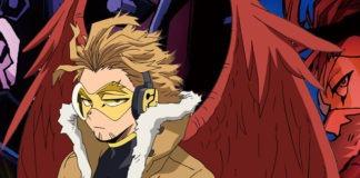 My Hero One's Justice 2 Hawks dlc