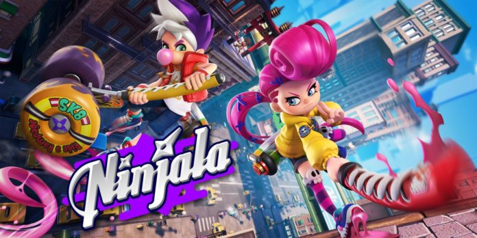 Ninjala beta ouverte le 28 avril
