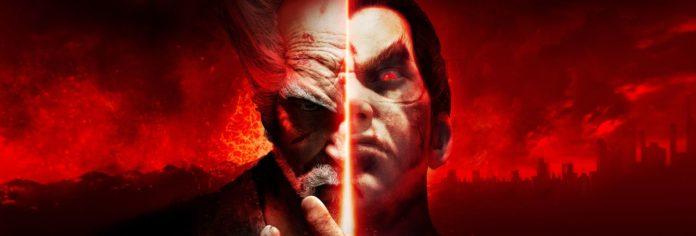 Le logo du jeu Tekken 7