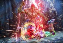 Le personnage Fahkumram de Tekken 7 pour les notes de patch de la mise à jour 3.31