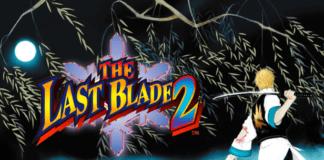 Le logo du jeu The Last Blade 2