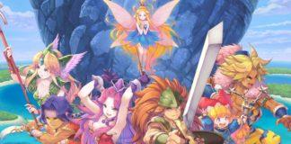 Trials of Mana nouveaux esprits pour Super Smash Bros Ultimate