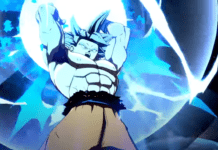 Le nouveau personnage additionnel de Dragon Ball FighterZ Goku Ultra Instinct