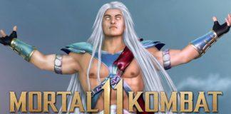 Fujin Mortal Kombat 11 : Aftermath combo 100% infini