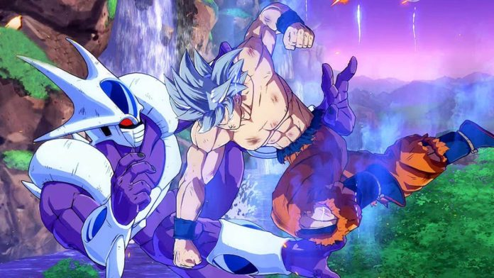 Goku ultra instinct gameplay