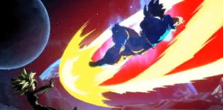 goku ultra instinct kefla final dramatique dragon ball fighterZ