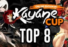 Kayane Cup Top 8 Soulcalibur VI