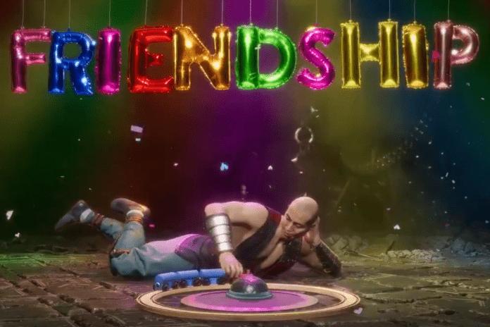 La friendship de Kung Lao dans Mortal Kombat 11: Aftermath
