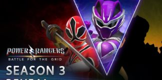 power rangers : battle for the grid troisième season pass