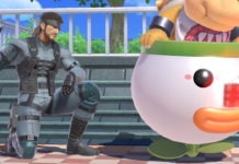 Tier list MVD Snake super smash bros ultimate