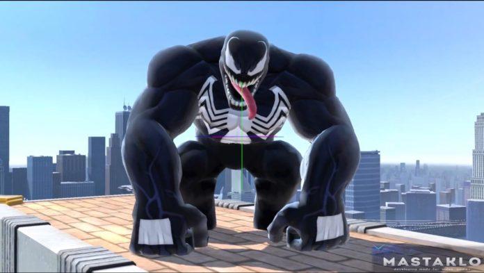 Venom Super Smash Bros Ultimate