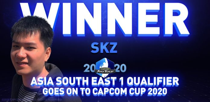 Le visage de Xiaoma|SKZ devant le mot Winner