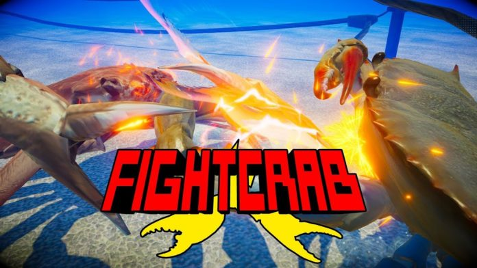 fight crab sortie sur windows via steam le 30 juillet 2020