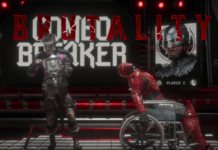 joker brutality secrète mortal kombat 11 : aftermath