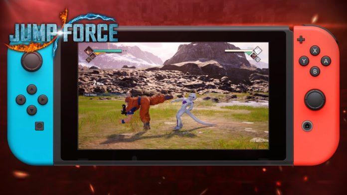 jump force deluxe edition arrive le 28 août 2020 sur Nintendo Switch