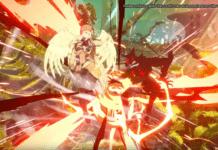Milia Rage et Zato-1 vidéo de gameplay Guilty Gear Strive
