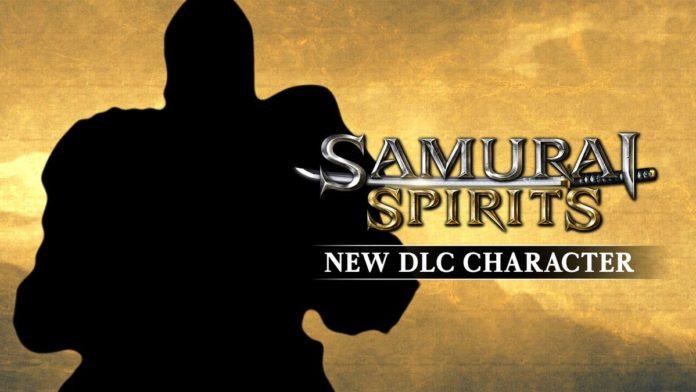 silhouette du nouveau dlc de Samurai Shodown